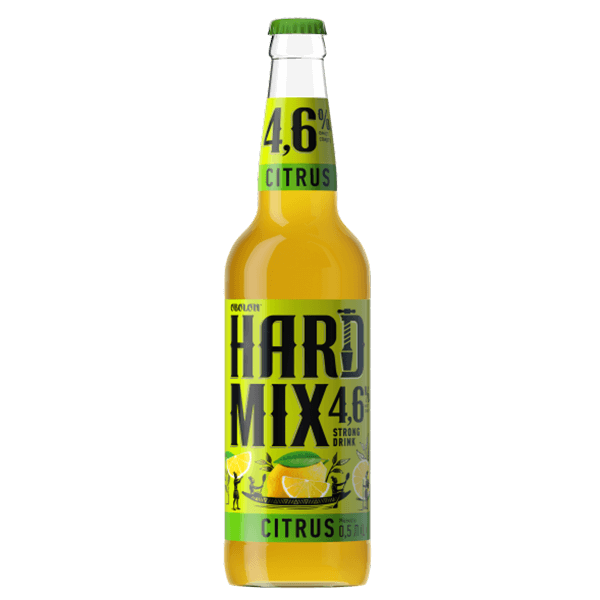 Hard Mix Citrus