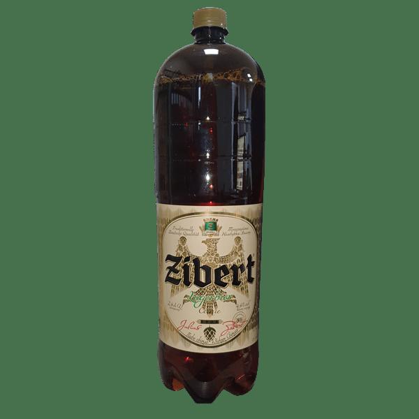 Zibert Светлое PET 2.4 л
